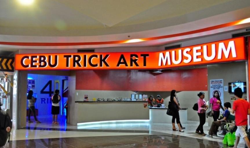 Bảo tàng mỹ thuật Cebu (Cebu Trick ArtMuseum)